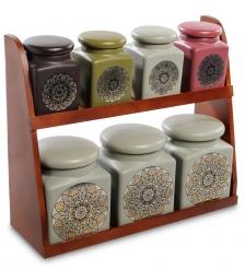 TJ-06 Набор керамических банок