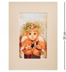 ANG-164 Жикле в паспарту «Материнская любовь» 21*29,7