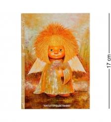 ANG-227 Блокнот  Ангел процветания  12х17