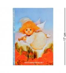ANG-233 Блокнот  Ангел, дарящий рассвет  12х17
