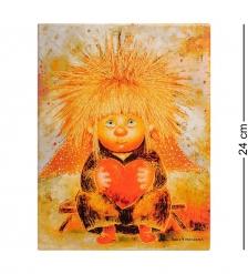 ANG-242 Жикле  Ангел любящего сердца  18х24