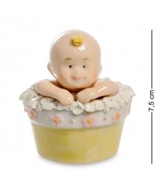CMS-27/28 Фигурка «Малыш в корзине»  Pavone