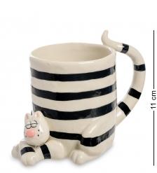CMS-61/ 1 Ваза «Полосатый Кот»  Pavone