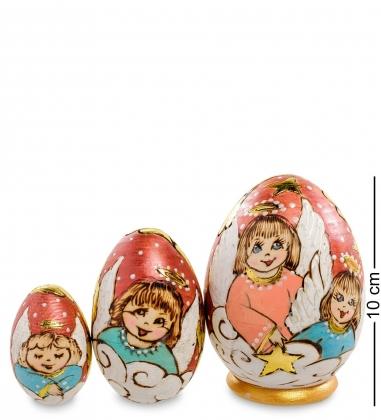 МР-18/32-A Матрешка-Яйцо 3м  Ангелочки