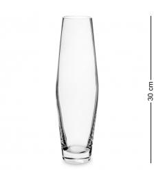 NM-22099 Ваза для цветов стеклянная 30 см  Неман