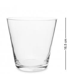 NM-23272 Ваза-подсвечник стеклянная  Неман