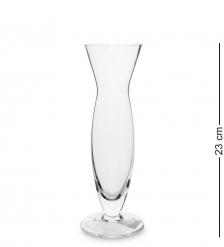 NM-23383 Ваза для цветов стеклянная  Неман