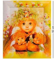 ANG-285 Жикле в раме  Материнская любовь  30х40