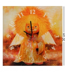 ANG-292 Часы  Ангел процветания  30х30