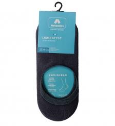 Носки подрост. Light Style AST-0022  35-38 серый  Artsocks