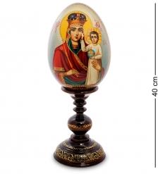 ИКО-46 Яйцо-икона  Пресвятая Богородица  Призри на смирение  Рябова Г.