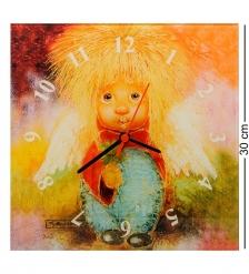 ANG-297 Часы  Ангел удачи  30х30