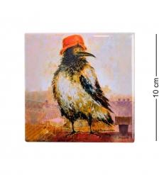 ANG-364 Магнит «Важная птица» 10х10