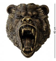 БФ- 01 Фигура  Голова медведя рычащего