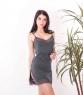 Сорочка ночная женская 8637, р.092, рост 170, графит  Serge
