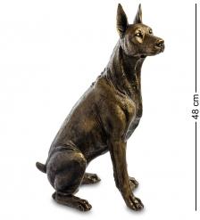 БФ- 19 Фигура  Собака Доберман