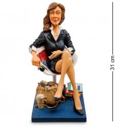 FO-85546 Статуэтка  Бизнес-леди   The Businesswoman. Forchino