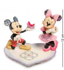 Disney-4055436 Фигурка «Микки и Минни с кольцом»  Волшебный момент