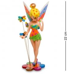 Disney-4058182 Фигурка  Фея Динь-Дилинь на цветочке