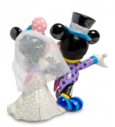Disney-4058179 Фигурка  Свадьба Микки и Минни