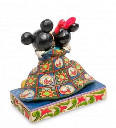 Disney-4057937 Фигурка  Микки и Минни  Теплые пожелания