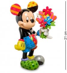 Disney-4058180 Фигурка «Микки Маус с цветами»