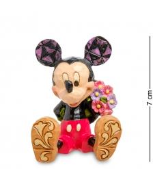 Disney-4054284 Фигурка мини  Микки Маус с цветами
