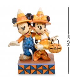 Disney-4057948 Фигурка  Микки и Минни  Хеллоуин - Выпрашивание сладостей