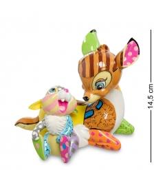 Disney-4055230 Фигурка  Бэмби и Топотун