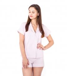 Пижама женская 5080, р.092, рост 170, розовый с рис. 2163  Serge
