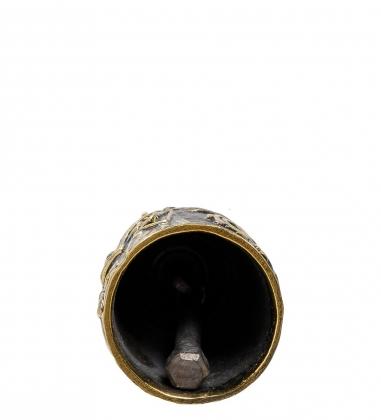 AM-2123 Фигурка  Колокольчик-Серп и Молот   латунь