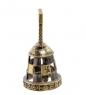 AM-2126 Фигурка  Колокольчик-Шахматы Ладья   латунь