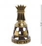AM-2128 Фигурка  Колокольчик-Шахматы Ферзь   латунь