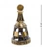AM-2130 Фигурка  Колокольчик-Шахматы Пешка   латунь