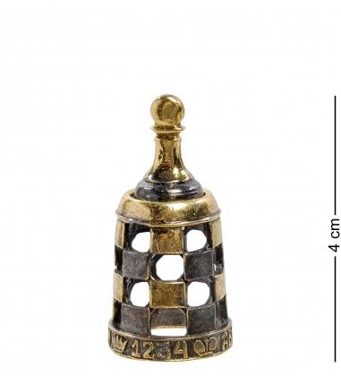 AM-2165 Наперсток  Шахматы Пешка   латунь