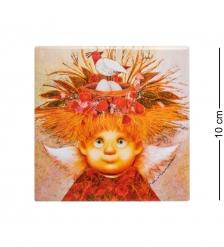 ANG-403 Магнит «Ангел хранитель семейного гнездышка» 10х10