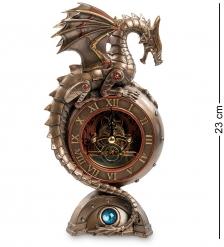 WS-910 Статуэтка-часы в стиле Стимпанк «Дракон»