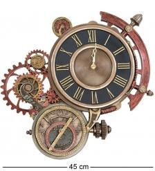 WS-914 Статуэтка-часы в стиле Стимпанк «Астролябия»