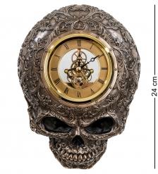 WS-916 Статуэтка-часы в стиле Стимпанк «Череп»