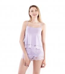Пижама женская 5692, р.092, рост 170, сиреневый  Serge