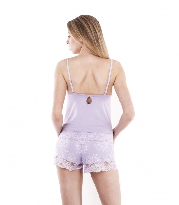 Пижама женская 5692, р.084, рост 170, сиреневый  Serge
