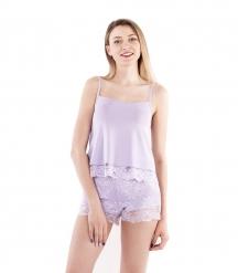 Пижама женская 5692, р.088, рост 170, сиреневый  Serge