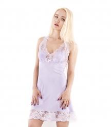 Сорочка ночная женская 8645, р.092, рост 170, сиреневый  Serge