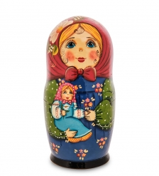 МР-24/51-A Матрешка 5м «Анастасия с девочкой»