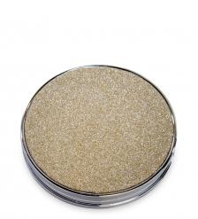 WW-131 Зеркало круглое  Золотистый блеск