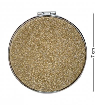 WW-131 Зеркало круглое «Золотистый блеск»