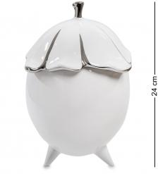 OS- 85 Декоративная ваза с крышкой