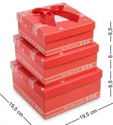 WG-01 Набор коробок из 3шт - Вариант A