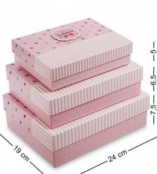 WG-05 Набор коробок из 3шт - Вариант A