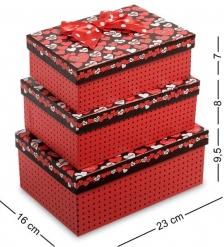 WG-14 Набор коробок из 3шт - Вариант A